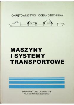 Maszyny i systemy transportowe