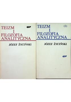 Teizm i filozofia analityczna Tom I i II