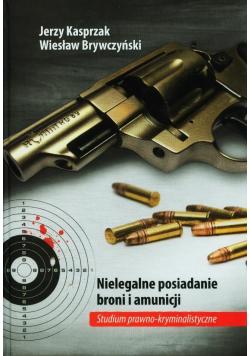 Nielegalne posiadanie broni i amunicji