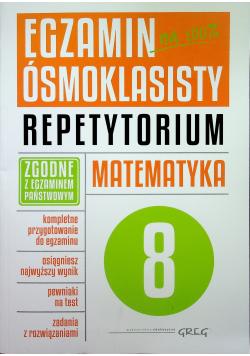 Egzamin ósmoklasisty Matematyka Repetytorium