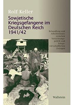 Sowjetische Kriegsgefangene im Deutschen Reich 1941 / 42