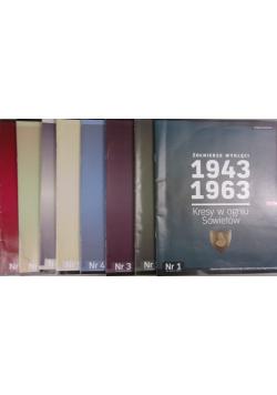 Żołnierze wyklęci 1943 1963 8 numerów