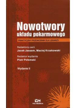 Nowotwory układu pokarmowego + Autograf Krzakowskiego