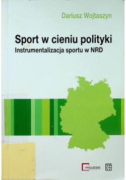 Sport w cieniu polityki