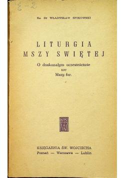 Liturgia Mszy Świętej