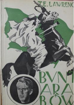 Bunt arabów 1928 r.