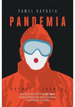 Pandemia Raport z frontu