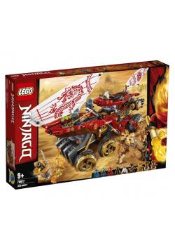 Lego NINJAGO 70677 Perła lądu
