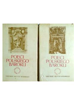 Poeci Polskiego Baroku Tom I i II