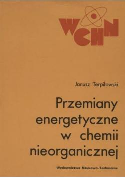 Przemiany energetyczne w chemii nieorganicznej