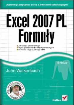 Excel 2007 PL Formuły