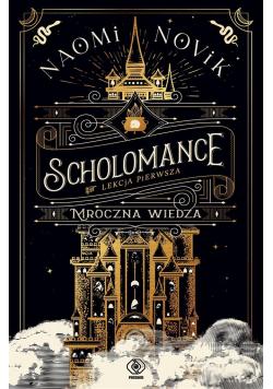 Scholomance (Lekcja pierwsza.). Mroczna wiedza