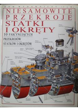 Niesamowite przekroje Statki i okręty