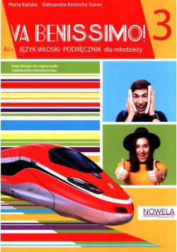 Va Benissimo! 3 Podręcznik