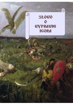 Słowo o wyprawie Igora reprint z 1800 r