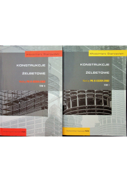 Konstrukcje żelbetonowe 2 tomy