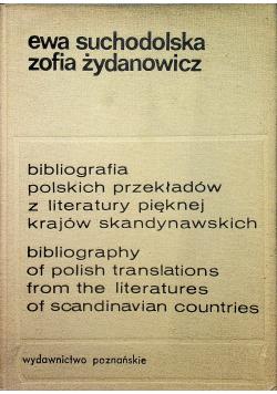 Bibliografia polskich przekładów z literatury pięknej krajów skandynawskich