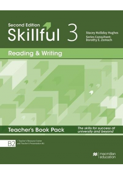 Skillful 2nd ed. Reading & Writing TB Premium