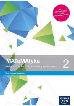 MATeMAtyka LO 2 ZP Podr. w.2020 NE