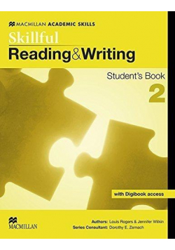Skillful 2 Reading & Writing SB + DigiBook