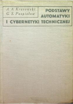 Podstawy automatyki i cybernetyki technicznej