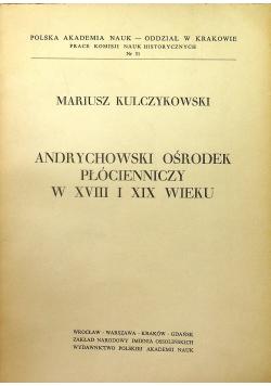 Andrychowski Ośrodek Płócienniczy