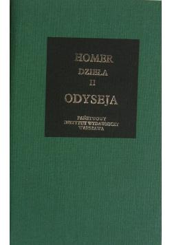 Homer Dzieła II Odyseja