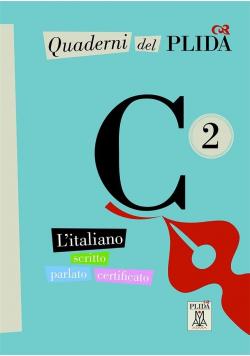 Quaderni del Plida Nuovo C2 + audio online