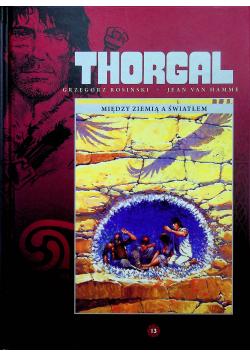 Thorgal Między ziemią a światłem Tom 13