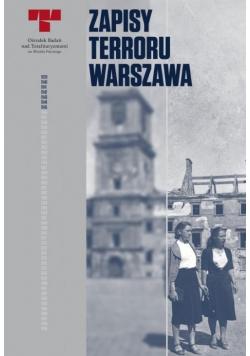 Zapisy Terroru. Warszawa. 41. sesja Komitetu...