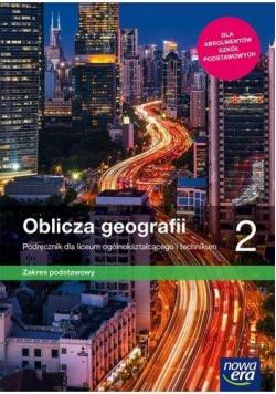 Geografia LO 2 Oblicza geografii Podr ZP w.2020 NE