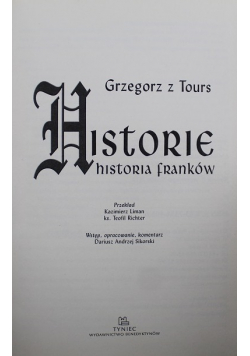 Historie Historia Franków