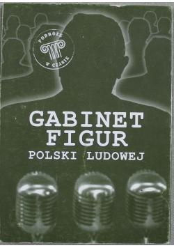 Gabinet figur Polski Ludowej komplet kart