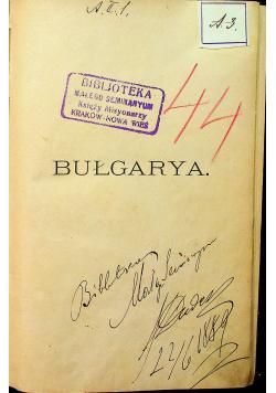 Bułgarya 1885 r