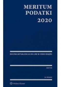 Meritum. Podatki 2020