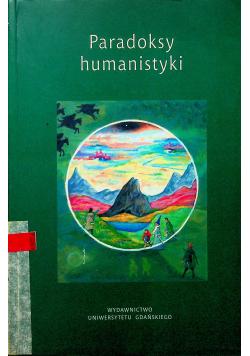Paradoksy humanistyki