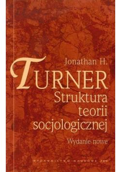 Struktura teorii socjologicznej