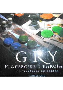 Gry planszowe i karciane od tryktraka do pokera