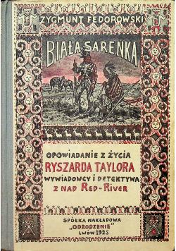 Biała sarenka 1925 r