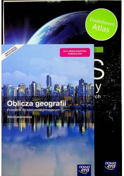 Oblicza geografii plus atlas