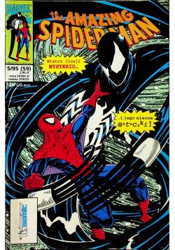 The amazing Spiderman nr 5