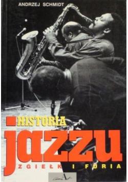 Historia jazzu tom 3 Zgiełk i furia