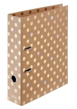 Segregator A4 8cm PP Pure Glam max file