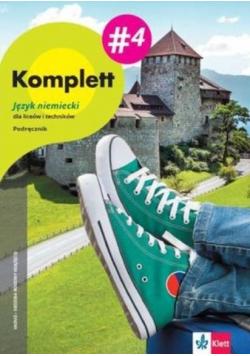 Komplett 4. Podręcznik wieloletni + 2 CD