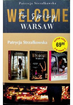 Welcome to spicy Warsaw / Cover Girl/Niemoralne  decyzje