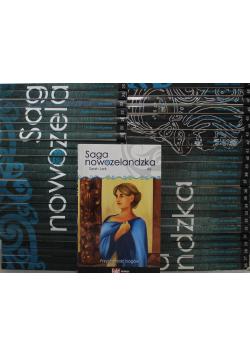Saga Nowozelandzka 49 tomów