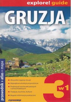 Gruzja 3w1 + mapa