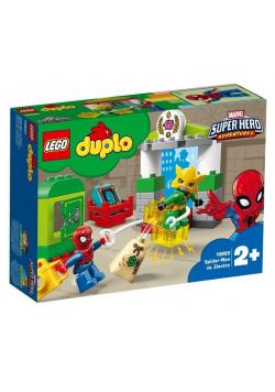 Lego DUPLO 10893 Spider - Man vs. Electro