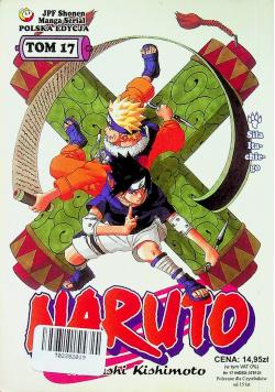 Naruto Tom 17 Siła Itachiego