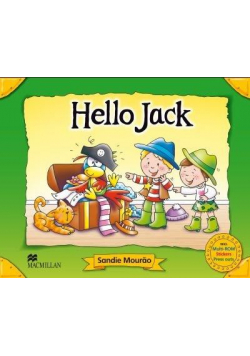 Hello Jack Książka ucznia